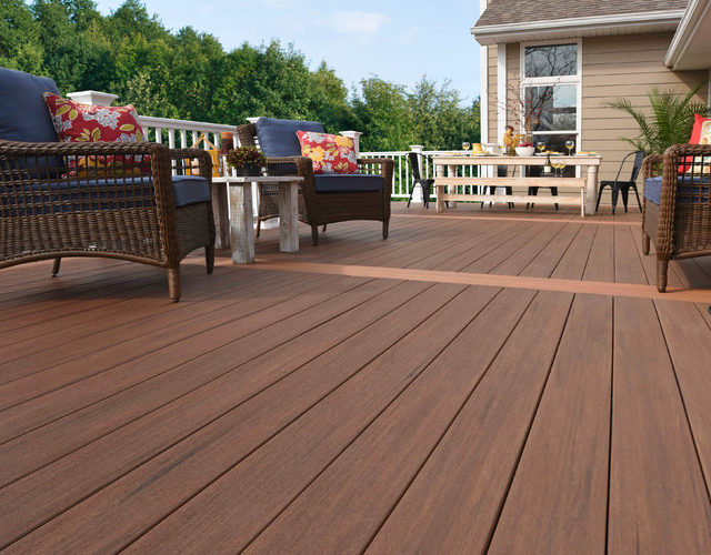 4 Benefits of Cellular PVC Decking