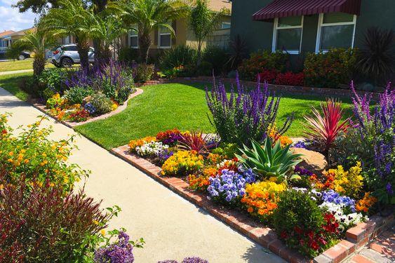 Front Yard Design Tips